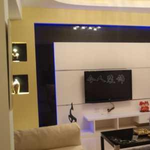 北京简装客厅装修