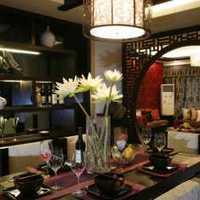北京市现代饮食装修风格
