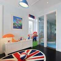 欧式别墅古典华贵型起居室装修效果图