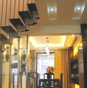 大氣寬敞的木質感禪風家居裝飾風格