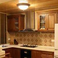 厨房门单包装修效果图