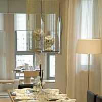 餐厅棚顶石膏线装修效果图