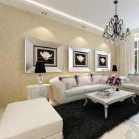 现代54平米老房客厅装修效果图