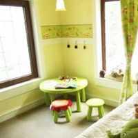 三室两厅混搭儿童房装修效果图