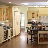 80平米房子两室一厅一厨一卫装修效果图