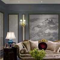 客厅吊顶大户型复式楼客厅装修效果图