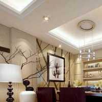 餐厅客厅一体怎样装修吊顶效果图