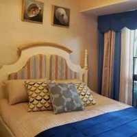 装饰设计经典白色卧室装修设计