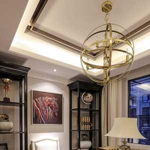 欧式公寓钢木复合门家装效果图