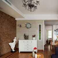 客厅北欧清新70平米装修效果图