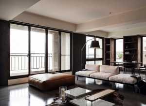 93平米的房子装修只花了8万,混搭风格让人眼前一亮!-凯利海华府装修