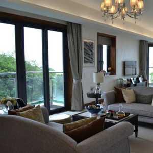 客厅木质屏风