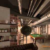 2000平餐厅装修预算