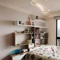 白色61-90平米二居室宜家风格阁楼效果图
