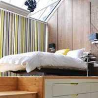 冷色卧室装修效果图