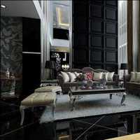 壁纸置物架单人沙发客厅装修效果图