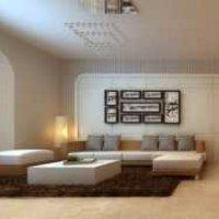 小客厅家具摆放效果图