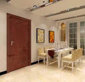 黑白浅木色 2个简约现代风格住宅设计