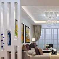 上海客厅简装