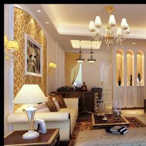 新中式简约客厅家装效果图