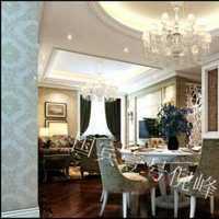 复式楼餐厅家具简欧餐厅装修效果图