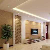 40平米电视柜一居室客厅装修效果图