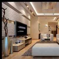 欧式别墅豪华型浴室柜装修效果图