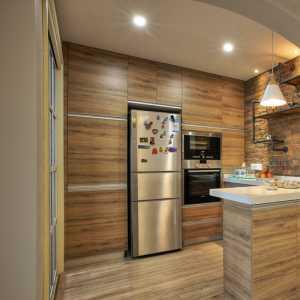 豪装厨房装修效果图