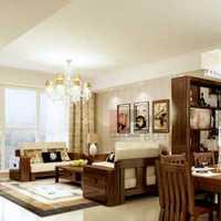现代简约风格公寓效果图