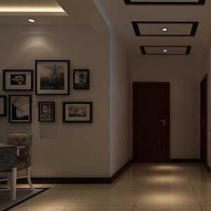 新中式風格浴室效果圖