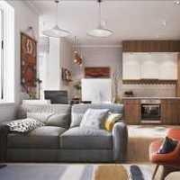 墙面田园客厅客厅吊顶装修效果图