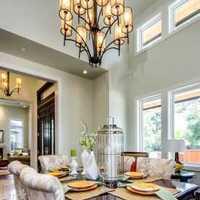 八万元装修137平方的房子住