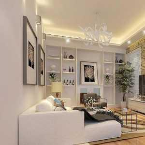 家庭新中式装修门厅效果图