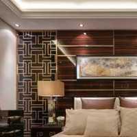 床上用品金地格林300平米住宅效果图