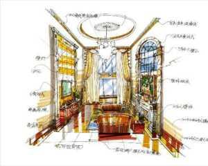 現代精致家居書房布置效果圖