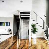 三居室装修设计,客厅,饭厅家私摆放