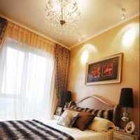 卧室卧室窗帘头灯现代装修效果图