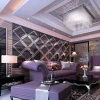 80平米80平混搭风格公寓门厅效果图
