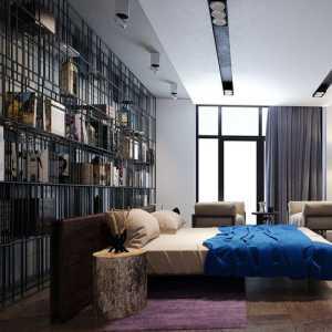 北京田园风格客厅