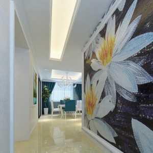 世纪名典装饰卧室背景墙效果图