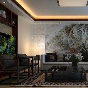 北京装修效果图100平米