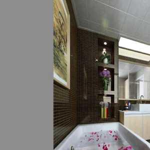 长海御墅中式现代装修设计效果