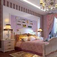 中式现代三居双人温馨卧室装修效果图