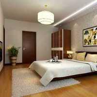 穿衣镜三室一厅卧室美式装修效果图