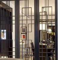 104平两室两厅户型图如下图