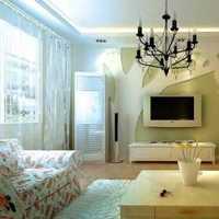 70平方米的三室一厅小屋装修