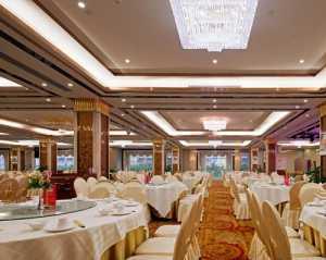 海雅宴会厅——混搭设计