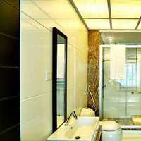 100平米两居室装潢样板间
