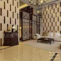 暗色系新古典客厅三居装修效果图