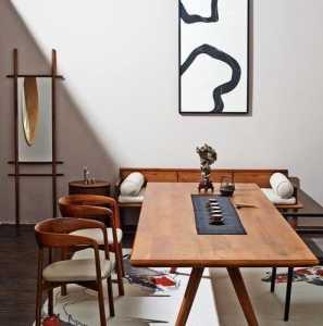 北京93平米三室两厅装修